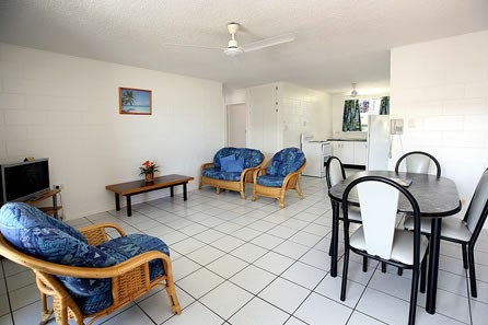 Bayside Apartment Hotel - Mackay Tourism
