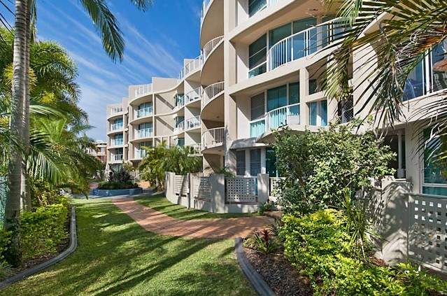 Sailport Mooloolaba Apartments - Mackay Tourism