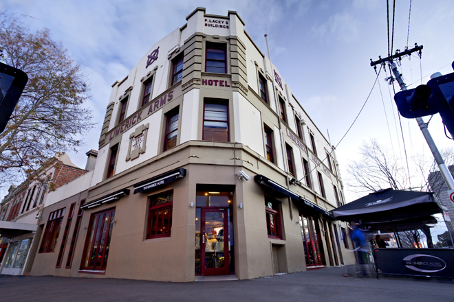 The Limerick Arms Hotel - Mackay Tourism
