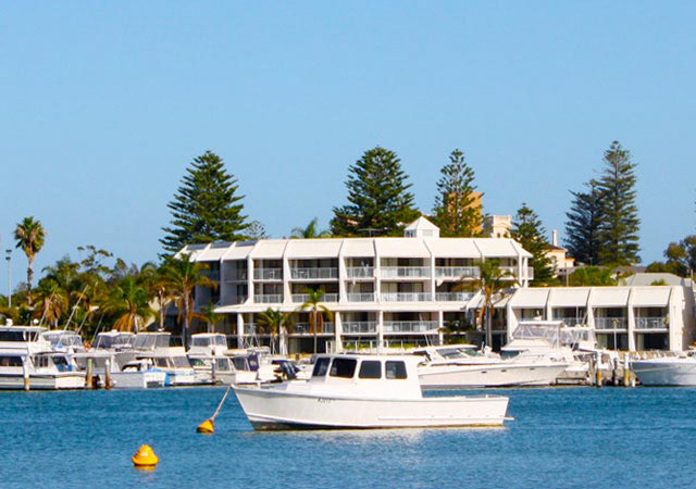 Pier 21 Apartment Hotel Fremantle - Mackay Tourism