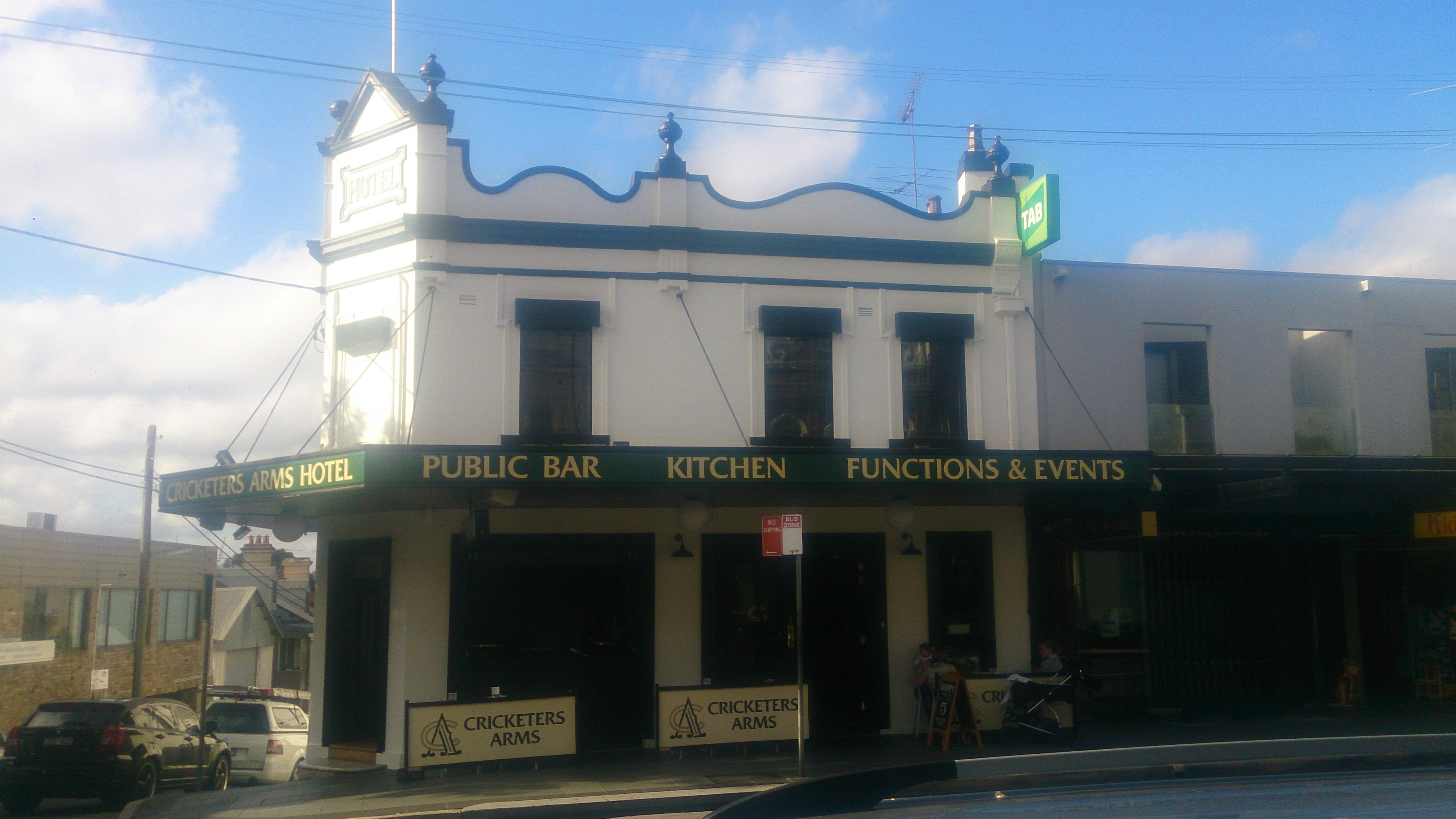 Cricketers Arms Hotel - Mackay Tourism