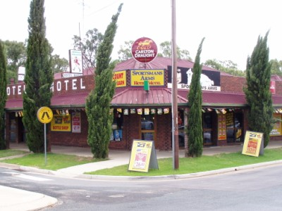 Sportsmans Arms Hotel Motel - Mackay Tourism