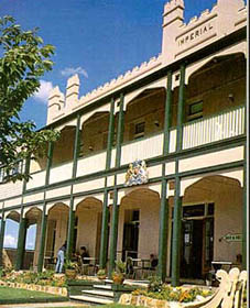 Imperial Hotel Mount Victoria - Mackay Tourism