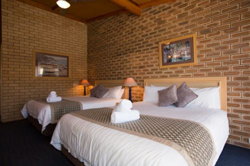 The Town House Motor Inn - Sundowner Goondiwindi - Mackay Tourism