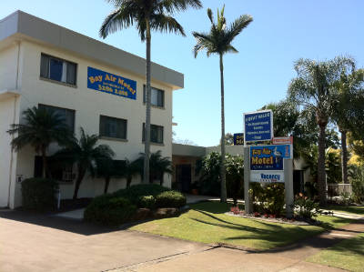 Bay Air Motel - Mackay Tourism