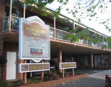 Templers Mill Motel - Mackay Tourism