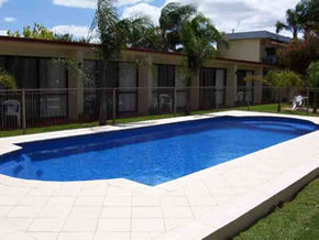Sunraysia Motel and Holiday Apartments - Mackay Tourism
