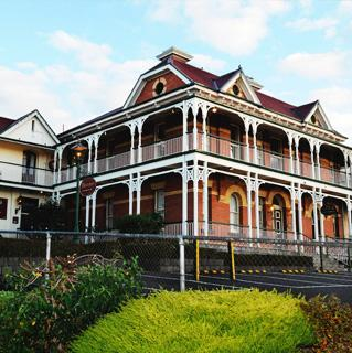 Old England Hotel - Mackay Tourism