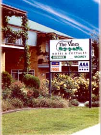 The Vines - Mackay Tourism