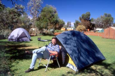 Voyages Ayers Rock Camp Ground - Mackay Tourism