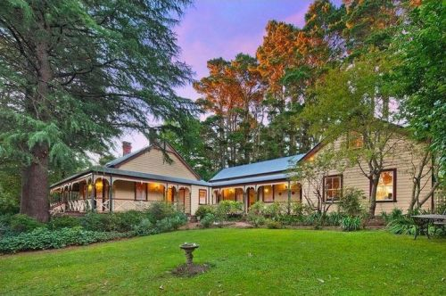 Glen Isla Historic Blue Mountains Accommodation - Mackay Tourism