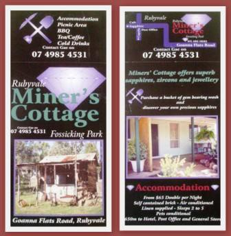 Miner's Cottage - Mackay Tourism