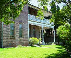 Old Rectory Bed And Breakfast Guesthouse - Sydney Airport - Mackay Tourism