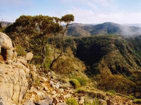 Bendleby Ranges - Mackay Tourism