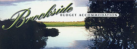 Brookside Budget Accommodation amp Chalets - Mackay Tourism