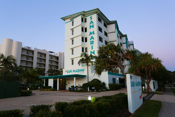 San Marino By The Sea Apartments