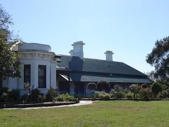 Lochinvar House BampB - Mackay Tourism