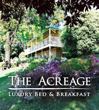 The Acreage BampB - Mackay Tourism