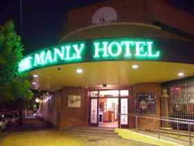 Manly Hotel The - Mackay Tourism