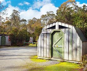 Discovery Holiday Parks Cradle Mountain Cosy Cabins - Mackay Tourism