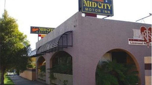 Colac Mid City Motor Inn - Mackay Tourism