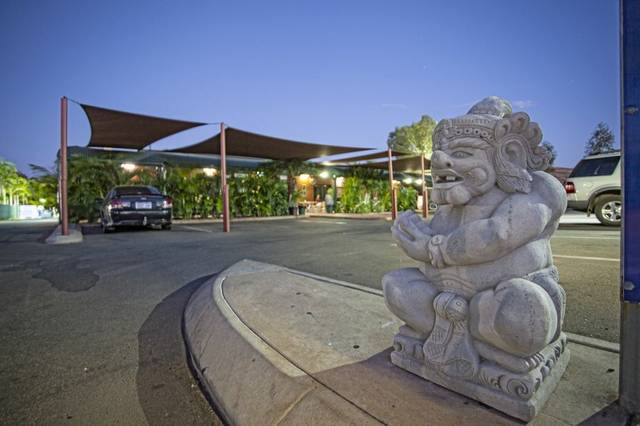 Cattrall Park Motel - Mackay Tourism