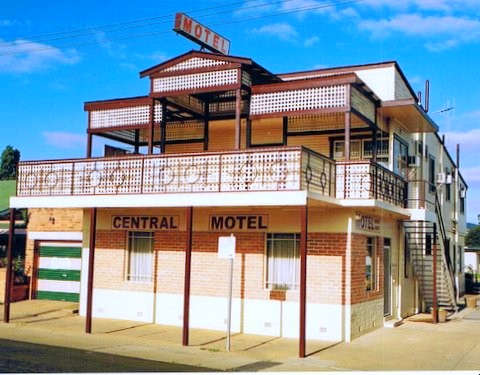 Central Motel - Mackay Tourism