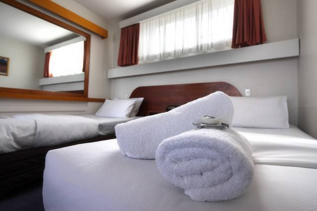 City View Motel  Hobart - Mackay Tourism