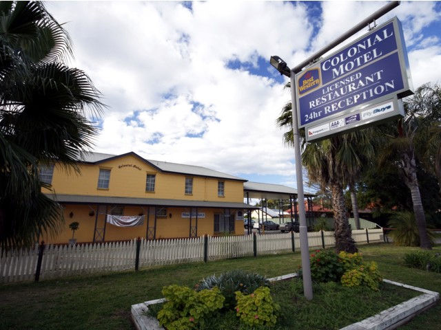 Colonial Motel - Mackay Tourism