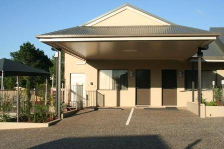 Country Comfort Highfields Motel Toowoomba - Mackay Tourism