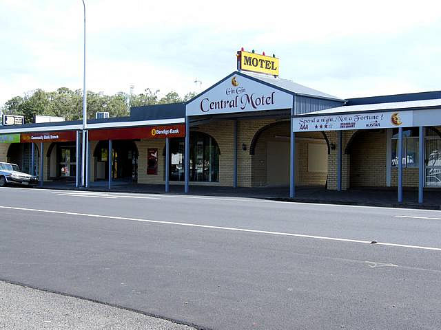 Gin Gin Central Motel - Mackay Tourism