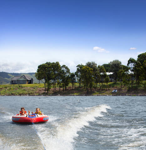 Lake Somerset Holiday Park - Mackay Tourism