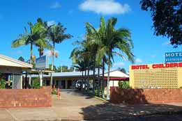 Motel Childers - Mackay Tourism