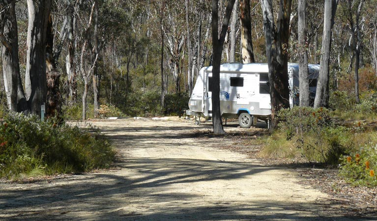 Blatherarm campground and picnic area - Mackay Tourism
