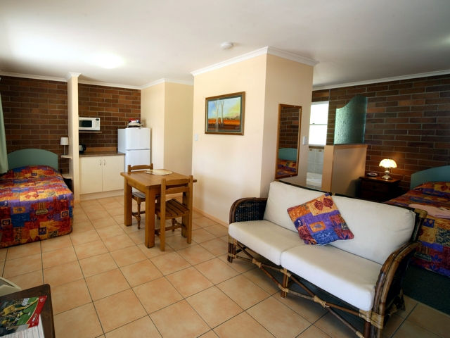 Rubyvale Motel  Holiday Units - Mackay Tourism