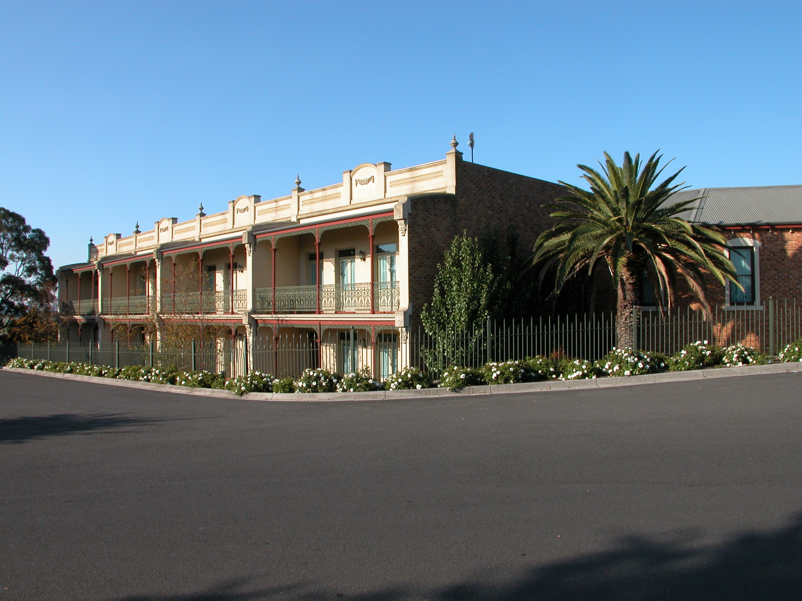 The Terrace Motel - Mackay Tourism
