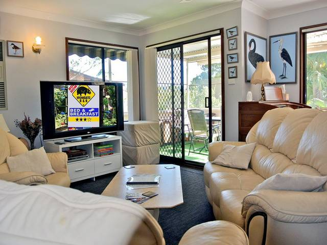 WOMBATS BB - Apartments - AAA 3.5 rated Gosford - Mackay Tourism