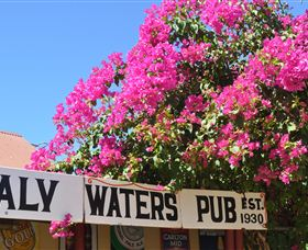 Daly Waters Historic Pub - Mackay Tourism