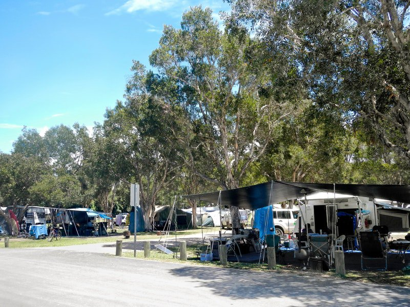 Diamond Head campground - Mackay Tourism