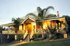 Cooloola Country Bed  Breakfast - Mackay Tourism