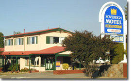 Sovereign Motor Inn Cooma - Mackay Tourism