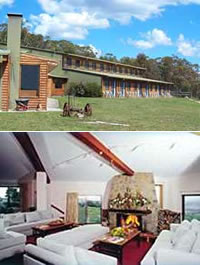 High Country Mountain Resort - Mackay Tourism