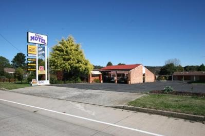 Alpha Motel - Mackay Tourism