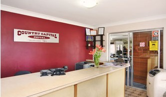 Country Capital Motel - Mackay Tourism