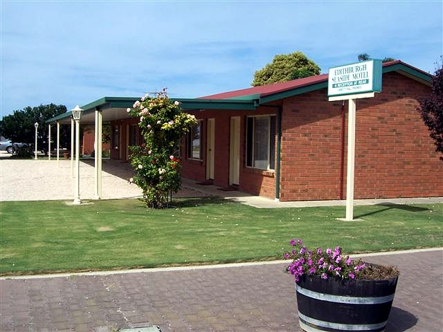 Edithburgh Seaside Motel - Mackay Tourism