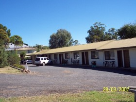 Killarney Sundown Motel and Tourist Park