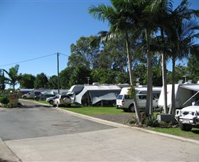 Ocean View Caravan and Tourist Park - Mackay Tourism