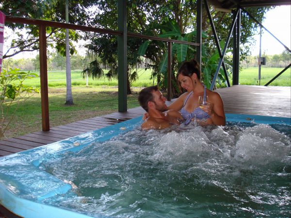 Berry Creek Bush Retreat - Mackay Tourism