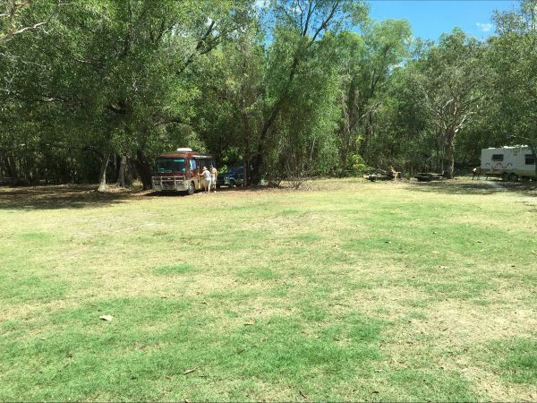 Mardugal One Campground - Mackay Tourism