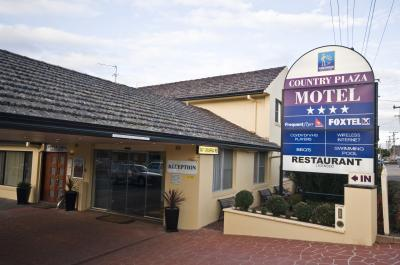 Quality Inn Country Plaza Queanbeyan - Mackay Tourism